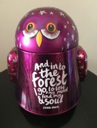 Olivia The Owl( Bodyshop) Gift Tin